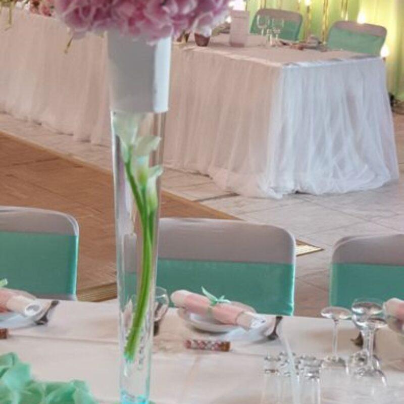 dekofee_lena_Hochzeitsdeko_Blumenkugel_callas